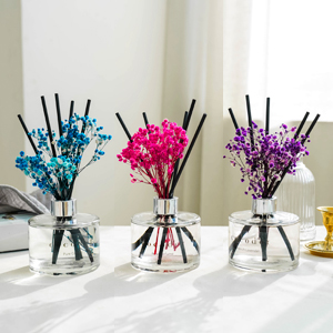 Real Flower Reed Diffuser