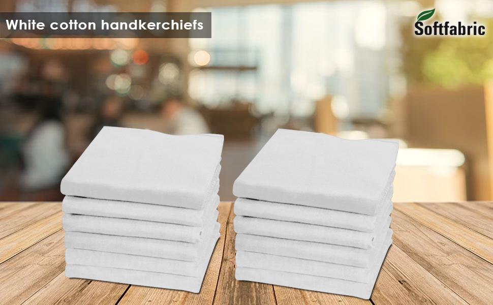 Handkerchief, Pocket Square Hankies, Great Gift, King Size 50 x 50 cm
