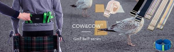 COWamp;COW gait belt