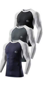 Men's compression shirts