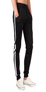 Men's Casual Daily Jogger Pockets Pants Sweatpants