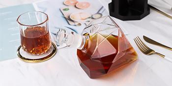 clear whiskey decanter gift for men whiskey dencanter for men