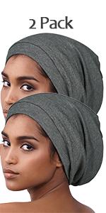 Normal Size Satin Bonnet