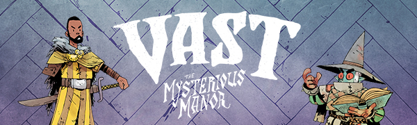 Vast: The Mysterious Manor Paladin Enchanter
