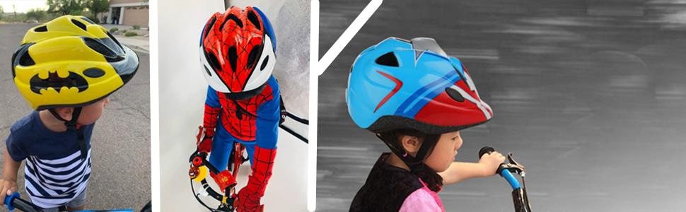 Kids multisports helmet