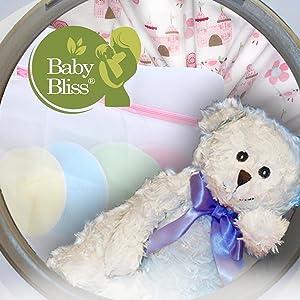Baby Bliss Discos de Lactancia Lavables de Bambú | Pezoneras ...