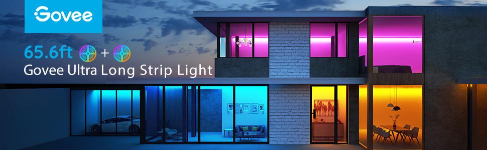 65.6ft led strip lights