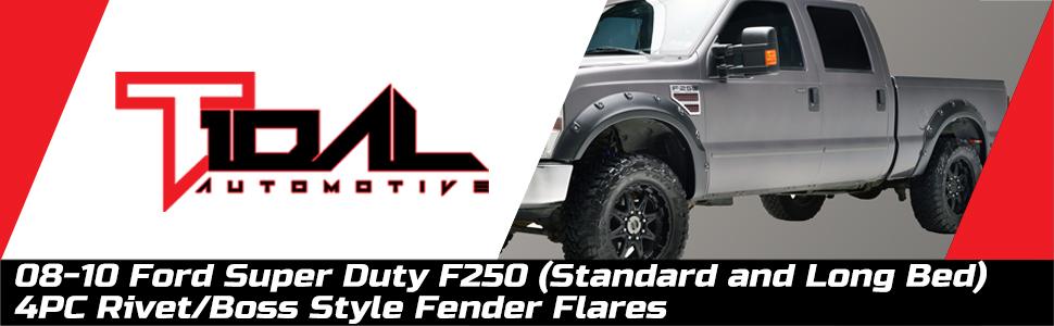 f250 fender flares