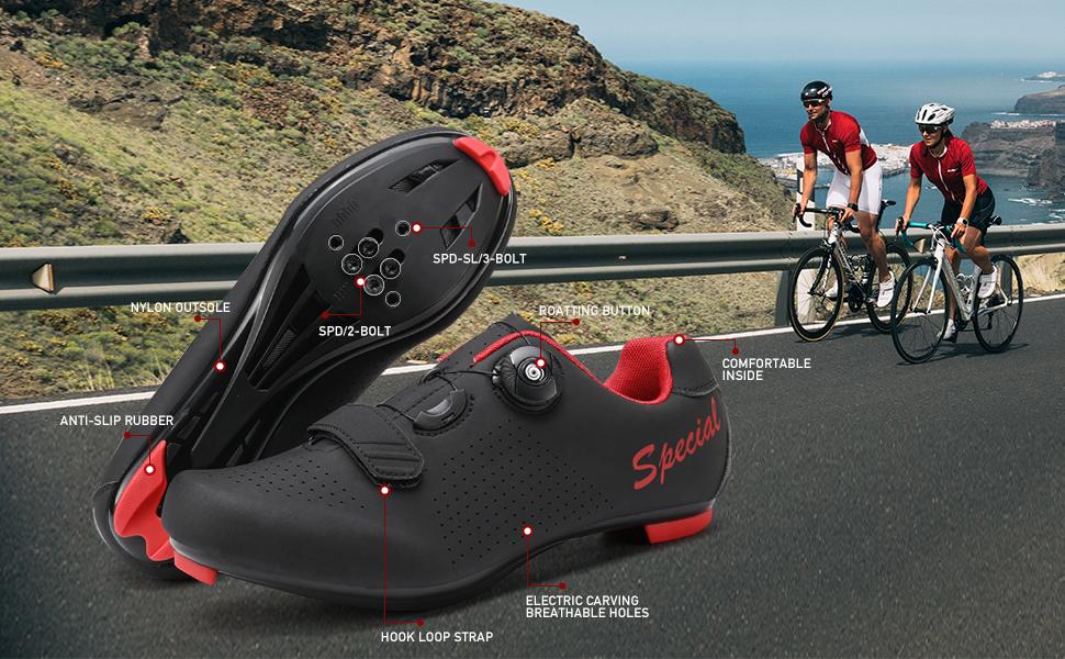 mens road bike shoes