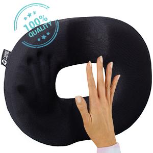 memory foam donut pillow 100%