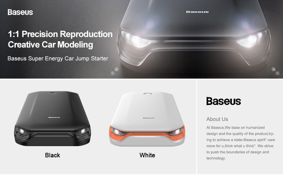 Super Energy Car Jump Starter