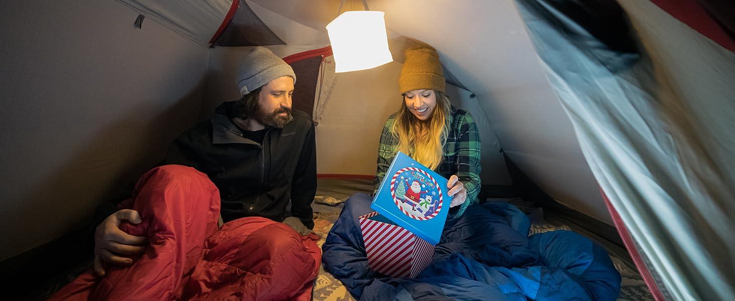 Solar Reading Lantern