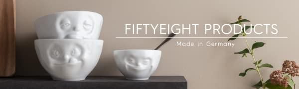 TASSEN by FIFTYEIGHT Products porcelain bowls, vases, cups tea pots, coffee cups, cake egg cups