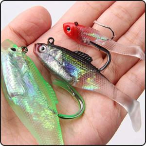 3 Sizes Fishing Lure JIgs