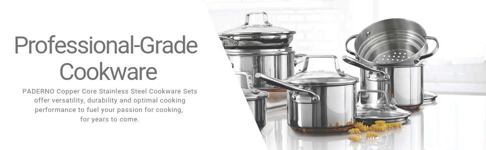 pan cookware frying pots and cuisinart woman kitchen set steel pot cooking kitchen copper nonstick