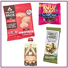 Vegan Gluten Dairy Free Box