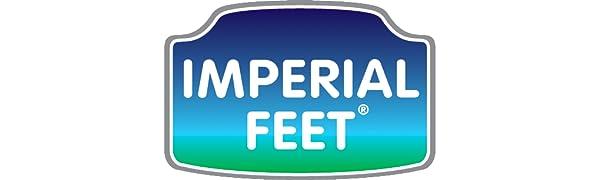 imperial feet