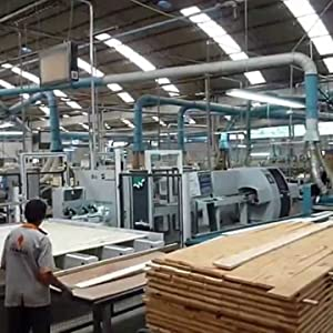 wood manufacturing process
