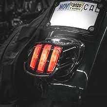 Harley Davidson F1 Blinker / Turn Signal Tail Light