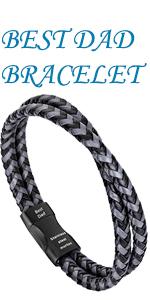 BEST DAD Bracelet