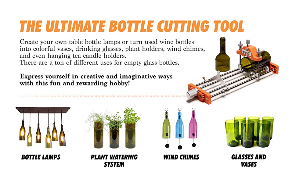glass cutter bottles bottle wine cutters for to make glasses tool bundle machine cutting kit