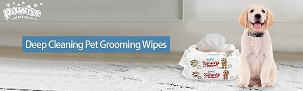 Pet Grooming Wipes