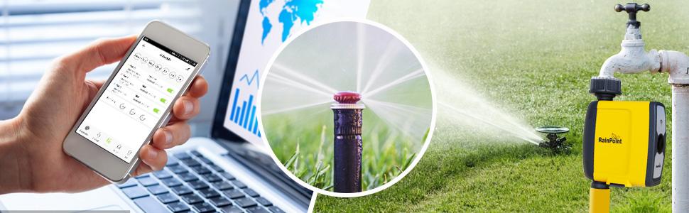 watering timer for garden