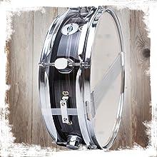 wood snare drum