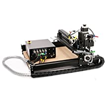 CNC Router Machine 4040-XE 300W Spindle 3-Axis Engraving Milling Machine for Wood Metal Acrylic MDF Nylon Carving Cutting Arts and Crafts DIY Design