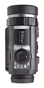 aurora black night vision action camera for boating outdoor adventure fishing camping stargazing