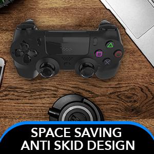 space saving design non skid
