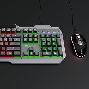 Evon Gaming Keyboard Mouse