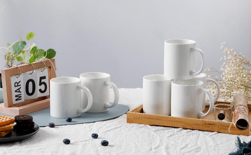 11oz coffee mug set