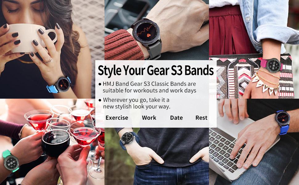 Gear S3 Band