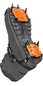 Hillsound Trail Crampon Pro Ice Traction Cleats Crampons Stainless Steel Snow Grips