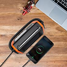 4000 mAh Rechargeable Power Bank
