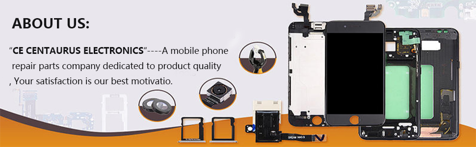 MAYOFO Good Quality.LCD Screen and Digitizer Full Assembly for Nokia Lumia 1520 Black Color : Black