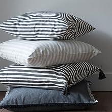 decorative pillows, pillows, throw pillows, interior design, designer pillows, feather pillows