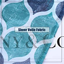 sheer voile fabric