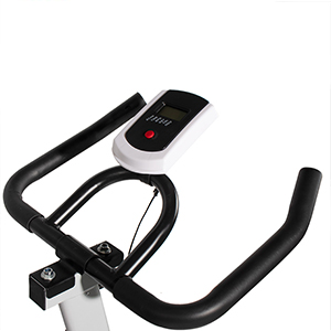 Exercise fitness Spinning Indoor Cycling , Smooth & Quiet Stationary Bike , for Home Gym
