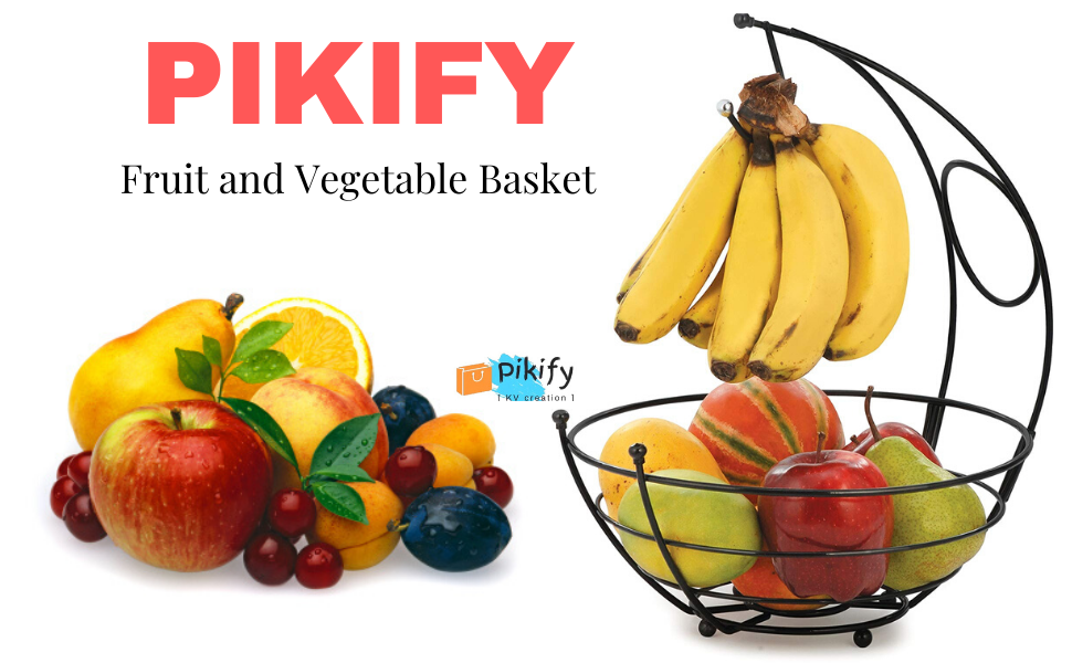 pikify fruit and vegetable basket