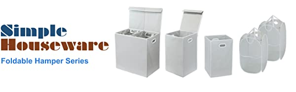 Foldable Laundry Hamper Series