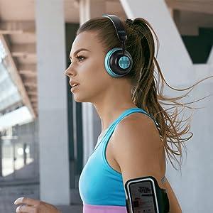 wired wireless headphones