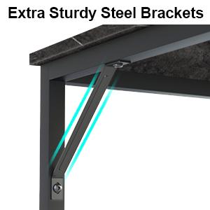 stone desk