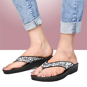 black sandals for women