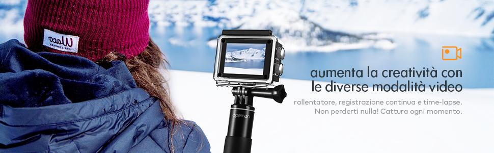 Videocamere 4K