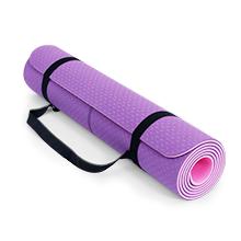yoga mat alignment lines  yoga mat 6mm  non slip yoga mat  thick yoga mat non slip  exercise mat