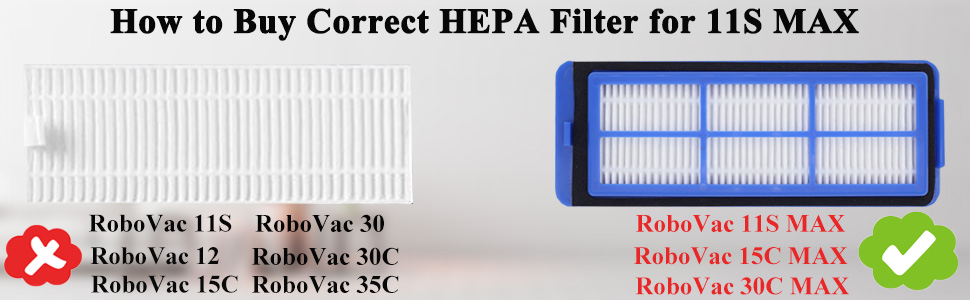 11s max hepa filter