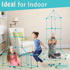fort kits for kids indoor outdoor