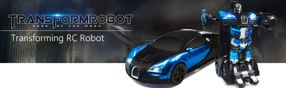 RC Transforming Car